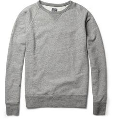 J.CrewLoopback-Cotton Sweater