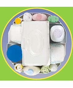 Dexbaby 'The Spin' Diaper Changing Station / Baby Nappy Stacker / Organiser: Amazon.co.uk: Baby