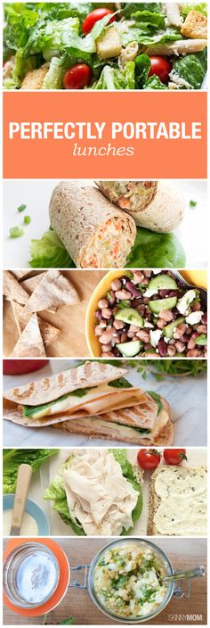 Time to save some lunch money and time during the day and check out these skinny lunch options.