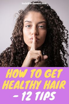 Do you want to grow long and healthy hair? Find the best tips and remedies for healthy hair growth here! Healthy Hair Tips, Healthy Hair Growth, Get Healthy, Growing Out Short Hair Styles, Grow Long Hair, Long Hair Styles, Diy Hair Care, Hair Care Tips, Easy Hairstyles For Long Hair