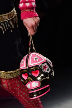 Manish Arora at Paris Fall 2015 (Details)