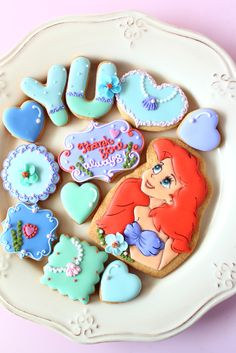 Ariel cookies