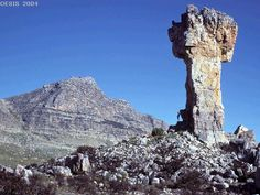 over Middelberg Pass Maltese Cross, Nature Reserve, Continents, South Africa, Mount Rushmore, Old Things, Around The Worlds, Hiking, Explore