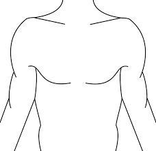 the 43 best chest tattoo template images on pinterest chest tattoo