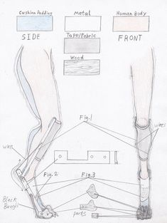Cosplay Ideas Foot Study New Build by ~TheCostumeArchive on deviantART Cosplay Tutorial, Cosplay Diy, Halloween Cosplay, Cosplay Costumes, Stilt Costume, Wolf Costume, Digitigrade Stilts, Fursuit Tutorial, Character Sketches