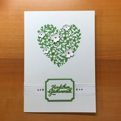 Übermorgen ist es soweit, der Tag der Liebe wird gefeiert und das an einem Sonntag , besser geht fast nicht, oder?! Und da ich finde das ein paar liebe Worte, in einer selbstgebastelten Karte, ein...