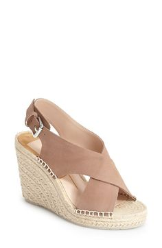 DV by Dolce Vita 'Sovay' Wedge Sandal (Women) available at #Nordstrom