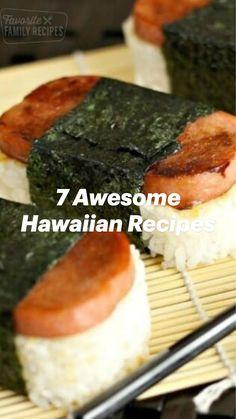 Pork Recipes, Asian Recipes, Dog Food Recipes, Chicken Recipes, Cooking Recipes, Hawaiian Dishes, Hawaiian Recipes, B Food, Love Food