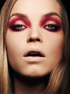 Red Velvet Organic Mineral eyes  !  allnaturalskincare.com