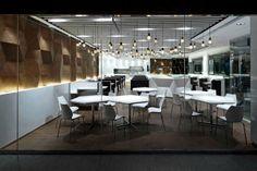 Trendy and Fashionable Restaurant   Interior Design, Interior Decorating, Trends & News - Interiorzine.com
