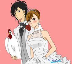 Haru x Shizuku wedding ❤️