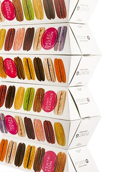 Point G Plaisirs Gourmands Packaging  - product looks great and package shape ans style are beautiful