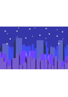 Inspired by #Architecture, we used a skyscraper skyline and the #Koha snowflake from the previous year to create a Wintery Night Scene