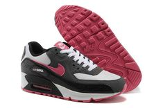 factory authentic 29c21 27759 All Nike Air Max 90 Womens in our store are fashion with great quality.Low-priced  Nike Air Max 90 Black Gray Red for Women Shoesare now popular all over the  ...