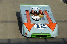 Jerry Seinfeld's Porsche 908/3 Spyder