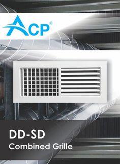 Combined grid ( Grila combinata )   | #hvac | #acp | #manufacturer | #ventilation | #products | #romania Air Supply, Ventilation System, Romania, Sd, Conditioner, Home Appliances, Products, House Appliances, Appliances