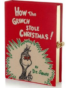 Olympia Le-Tan Christmas Book Bags