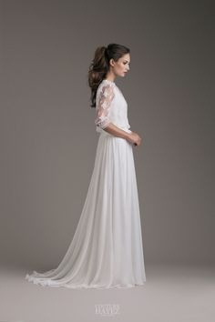 73ddafc24fb6 19 fantastiche immagini su Wedding dress