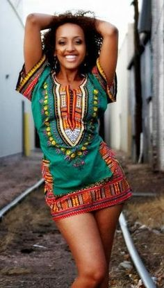 Swag in Africa:  More and more african people are showing their sw...