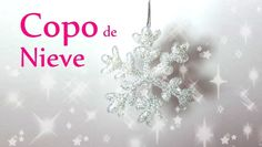 Manualidades para Navidad: COPO de NIEVE (Adornos Navideños) - DIY Innova Manualidades