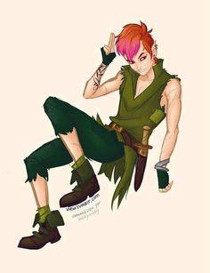 It's that uu peter?!!! Art by: Viria