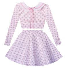 Nostalgic Romance Polly Heart Pocket Dress