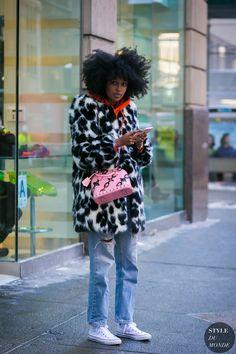BG STREET STYLE/Julia Sarr-Jamois by STYLEDUMONDE Street Style Fashion Photography