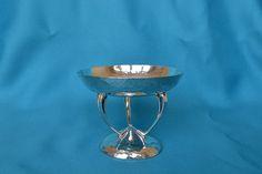 JB Carrington silver Arts and Crafts tazza - Marlin Antiques