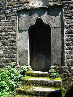~~ Door to the bell tower...