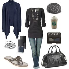 """This color combo. Gorg."" by chelseawate on Polyvore"