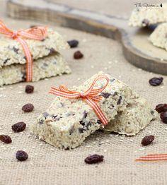 The Rawtarian: Raw sesame seed bar recipe
