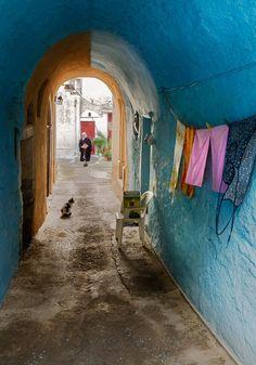 Φωτογραφίστε ελληνική Alley από Βαλάντης Zoumis στις 500px χωριο Βουνο,Νοτια Χιος