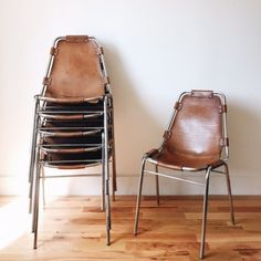 Charlotte Perriand Les Arcs Chair by atifakuto on Etsy https://www.etsy.com/listing/251148594/charlotte-perriand-les-arcs-chair
