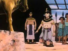 Historia de la Biblia 11 Moisés el egipcio DVD Rip by Lozan & Farlavor - YouTube