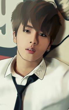 SJ Boy In Luv Fanart