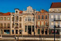 Aveiro canales y Art Noveau   Portugal Turismo #aveiro #portugal #travel #turismo #tourism