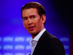 With Sebastian Kurz expected to become Austria's Chancellor, Europe is about to have its first millennial leader. Most Powerful, World Leaders, Austria, Around The Worlds, Europe, Bts, Content, Business, People
