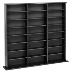online shopping for Prepac Triple Width Wall Storage Cabinet, Cherry Black from top store. See new offer for Prepac Triple Width Wall Storage Cabinet, Cherry Black Media Storage Unit, Cd Storage, Storage Ideas, Storage Prices, Dvd Storage Units, Movie Storage, Bookcase Storage, Storage Solutions, Wall Storage Cabinets