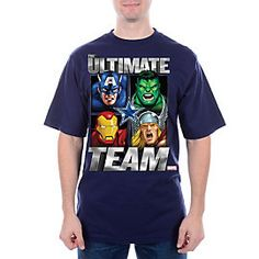 Dallas Cowboys MARVEL Hulk Stance T-Shirt 2a66508eb