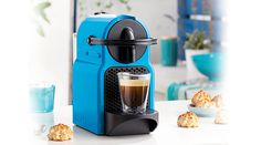 The ‪#‎Inissia‬ is the new entry-level ‪#‎Nespresso‬ machine that's designed to tempt you into a life of one-touch ‪#‎espresso‬ without breaking the bank.
