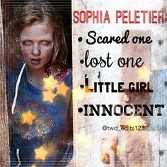 Sophia Peletier, twd_edits123 on Instagram