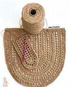 Bag Crochet, Crochet Market Bag, Crochet Handbags, Crochet Purses, Love Crochet, Crochet Summer, Crochet Cross, Knitting Patterns, Crochet Patterns