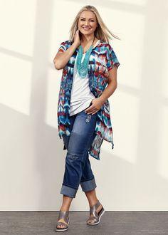 Plus Size women's Clothing, Large Size Fashion Clothes for WOMEN in Australia – MARGARITA SHIRT – TS14