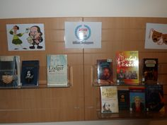 Author of the Month - April  Shakespeare