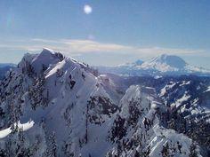 Snoqualmie Pass Washington