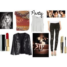 """Going out look"" by terelopi on Polyvore"
