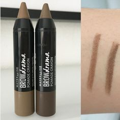 Maybelline Brow Pomade Crayon | 17 Game-Changing Beauty Products You'll Wish You Knew About Sooner