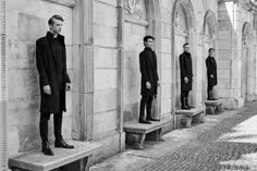 Collection by Mateusz Pukło, our graduate of #fashionschool SAPU. #szkolamody