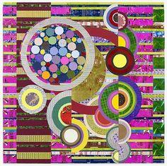 Beatriz Milhazes, Cacau. Art Experience:NYC http://www.artexperiencenyc.com/social_login