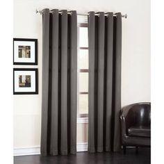 mainstays calix fashion window curtain, set of 2 - walmart